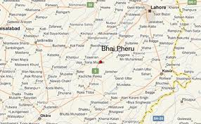 بھائی پھیرو :دو شادی شدہ عورتوں کو مسلح ملزمان گن پوائنٹ پر اغوا کر کے فرار