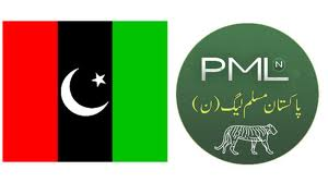 pti and pmln