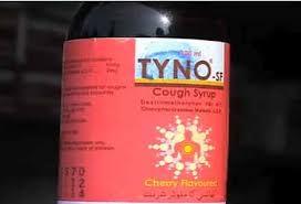 tyno coup syrup