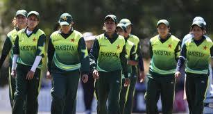 woman team