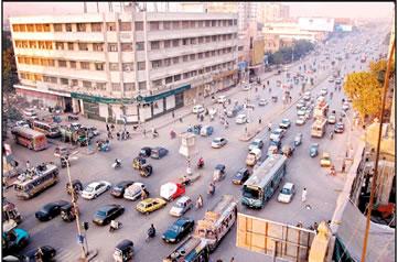 MA Jenah Road Karachi