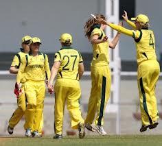 cricket woman aus