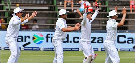 south africa win match