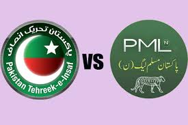 n leage and pti