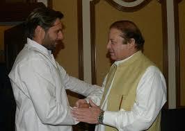 shahid and afridi