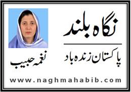 naghma habeeb