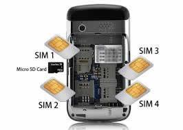 4 sim mobile