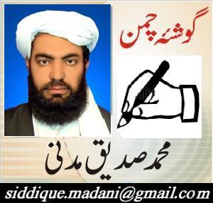 Siddiq Madani Columnist