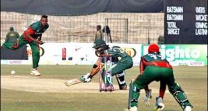 پاکستان اے نےکینیا کیخلاف سیریز پانچ صفر سے جیت لی