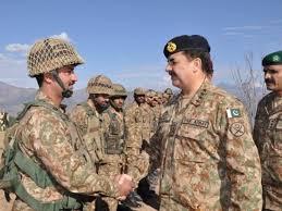 مسلح افواج دشمن کو بھرپور جواب دینے کیلئے تیار ہیں: آرمی چیف جنرل راحیل شریف