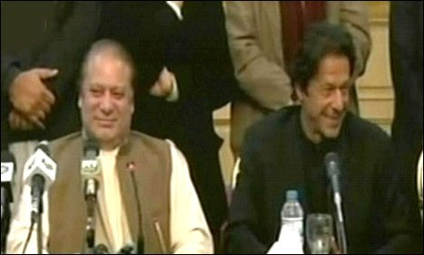 وزیراعظم اور عمران خان کی نااہلی کی درخواستیں مسترد