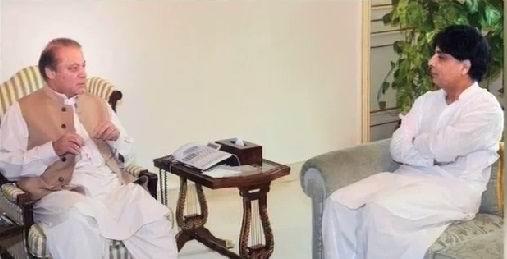 Photo of وزیر اعظم اورچوہدری نثار کے مابین جاری مخاصمت کی خبریں دم توڑ گئیں