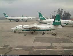 پی آئی اے کے 2 طیارے ٹکرا گئے