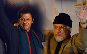 عمران خان اور طاہر القادری کو گرفتارکرلیا جائے،عدالت