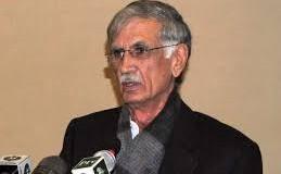تحریک انصاف سیںٹ الیکشن میں حصہ لے گی،پرویز خٹک