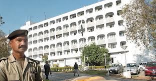 کنٹرول لائن کی مسلسل خلاف ورزی پر بھارتی ہائی کمشنر کی دفتر خارجہ طلبی