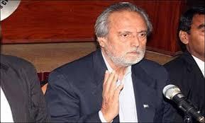 جسٹس وجہیہ الدین تحریک انصاف کی رکنیت سے مستعفی
