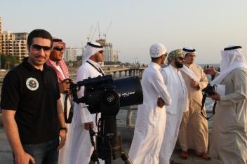 سعودی عرب میں ربیع الاول کا چاند نظر آ گیا