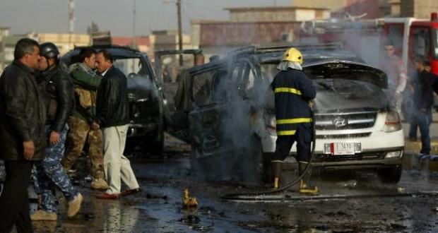 عراق میں 2 خود کش حملوں میں 11 افراد ہلاک اورمتعدد زخمی