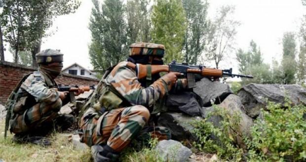 بھارتی فوج کی بٹل سیکٹر پر بلااشتعال فائرنگ، جوابی کارروائی پر دشمن کی گنیں خاموش