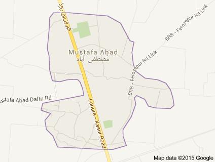 مصطفی آباد: پکی حویلی کے قریب چل پھر کر چرس فروخت کرنے والے دو منشیات فروش گرفتار
