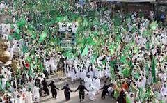 عید میلادالنبی ﷺ کے جلوسوں کا سیکیورٹی پلان تیار