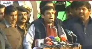 عمران خان پانامہ لیکس پر ثبوت دینے میں ناکام رہے ، حمزہ شہباز