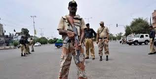 کراچی:رینجرز کے اختیارات میں 90 روزکی توسیع کا نوٹیفکیشن جاری