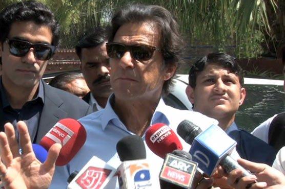 دو نومبر کو دن 2 بجے اسلام آباد بند کرنا شروع کریں گے: عمران خان