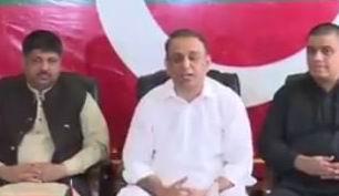 بلدیاتی انتخابات:تحریک انصاف نے ٹکٹوں کی ذمہ داری علیم خان کو دیدی