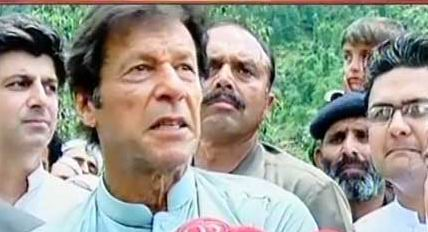 نوازشریف نے بھارتی اور اسرائیلی لابی سے گٹھ جوڑ کر رکھا ہے، عمران خان
