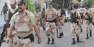 کراچی میں رینجرز،پولیس کارروائیاں، ٹارگٹ کلر سمیت 6 ملزمان گرفتار