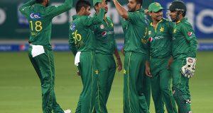 پاکستان نے ویسٹ انڈیز کیخلاف ون ڈے اسکواڈ کا اعلان کر دیا