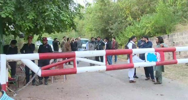 اسلام آباد اور راولپنڈی سیل،،لال حویلی جلسہ کی جگہ بدلنے پر غور