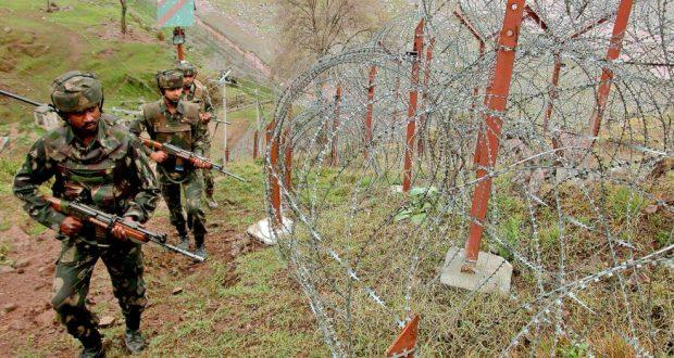 لائن آف کنٹرول پر بھارتی فائرنگ سے تین پاکستانی فوجی شہید ،جوابی کارروائی میں 7 بھارتی فوجی ہلاک