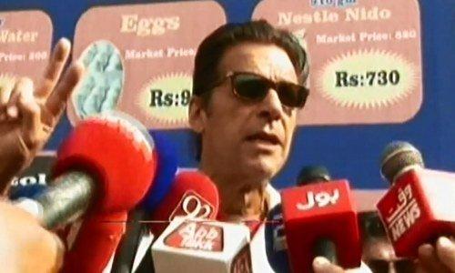 حکومت کچھ بھی کرلے ہمارے سونامی کو نہیں روک سکتی،عمران خان