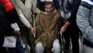 کشمیری رہنما یاسین ملک 4ماہ قید کے بعد رہا