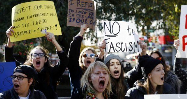 امریکیوں نے ٹرمپ کا صدر ماننے سے انکار کردیا