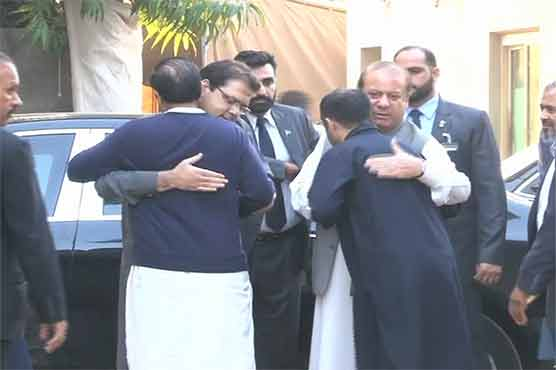 وزیراعظم کی جہانگیر بدر کے اہل خانہ سے گھر جاکر تعزیت