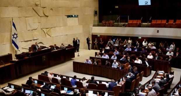 اسرائیلی پارلیمنٹ میں اذان گونج اٹھی