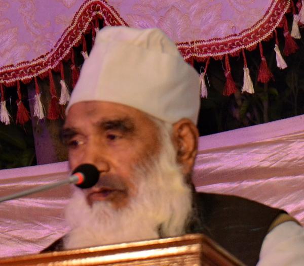 اوکاڑہ:  پاکستان میں ہونے والی دہشت گردی کا ذمہ داربھارت ہے . ظفر اللہ قمر لکھوی