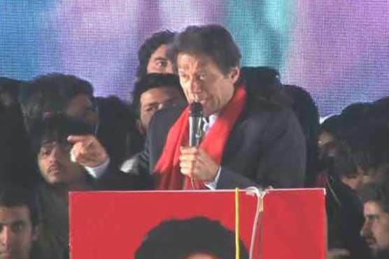 اس دن کا انتظار ہے جب نوازشریف اور شہباز شریف جیل جائیں گے : عمران خان