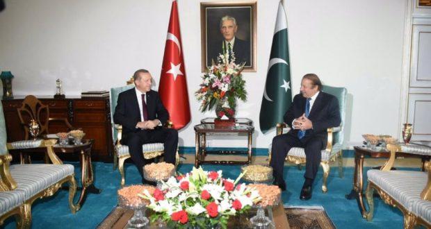 کنٹرول لائن اور کشمیر کی صورتحال نظر انداز نہیں کی جا سکتی: ترک صدر