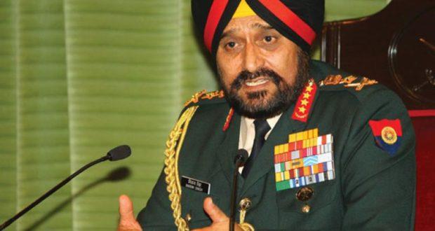جنرل قمر جاوید انتہائی شاندار اور پیشہ ورانہ فوجی ہیں، سابق بھارتی آرمی چیف