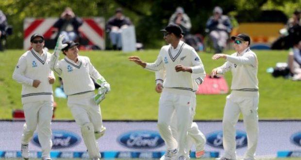 نیوزی لینڈ نے پہلے ٹیسٹ میں پاکستان کو 8 وکٹوں سے شکست دیدی