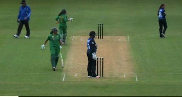 نیوزی لینڈ نے ویمن ٹیم نے پاکستان کو دوسرے ون ڈے میں 60رنز سےشکست دیدی