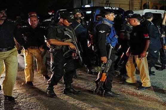 شیخوپورہ : سی ٹی ڈی کی کارروائی میں 9 دہشت گرد ہلاک' 5 فرار