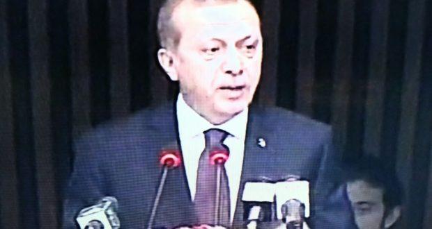 اسلام کو دہشت گردی سے جوڑنا دین کو نقصان پہنچانے کے مترادف ہیں، ترک صدرطیب اردوان
