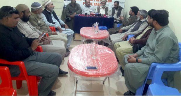 پھولنگر:جماعت اسلامی صحافیوں کے مسائل کے حل کر انے کیلیے انکا بھرپور ساتھ دے گی،عثمان غنی