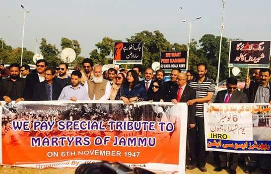 اسلام آباد، مقبوضہ کشمیر میں اخبارارت کی بندش ،کشمیر بیٹ رپورٹرز بھی بھارت کے خلاف میدان میں آگئے